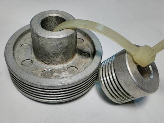 Комплект шкивов 41x19-10 для электрорубанка Ижмаш ИР-1100 Profi