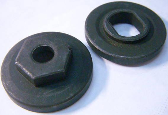Прижимной комплект шайбы для дисковой пилы на резьбу 8 мм