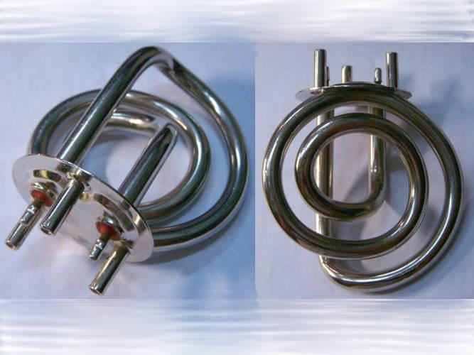 Нагревательный трубчатый тэн электрочайника Tefal