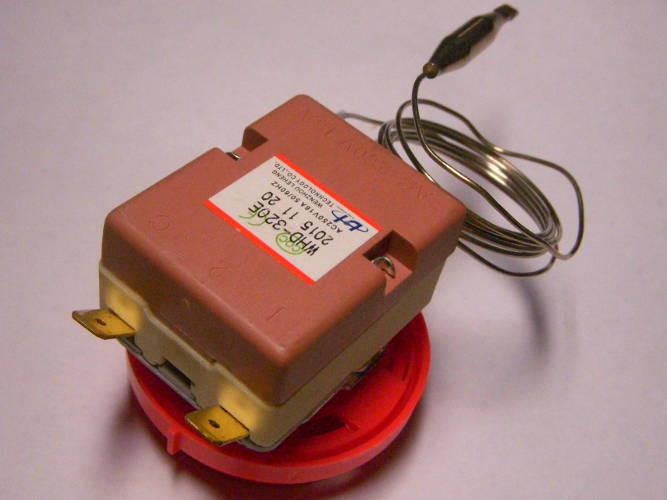 Терморегулятор WHD-320E (light) на 16A для электроплиты