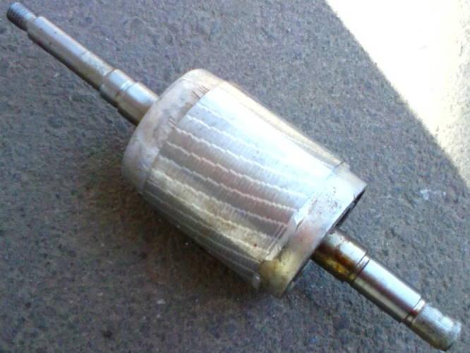 Ротор насоса БЦН 1.2 под торцевой сальник