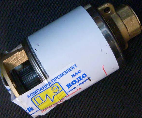 Насосный блок глубинного насоса Водолей БЦПЭ-0.5-16У