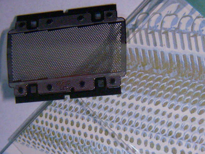 Сетка стригущего блока электробритвы Braun 3000 Series