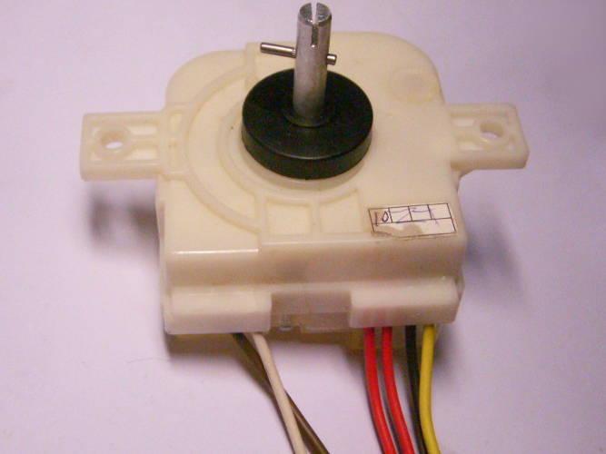 Часовой механизм на 6 проводов для стиральной машины Алеся, Alpari, Saturn, Exqvisit
