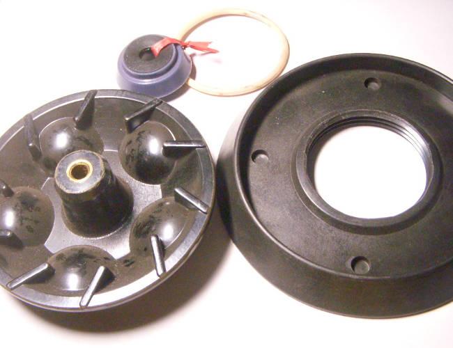 Комплект активатора с правой резьбой для стиральной машины Отрада