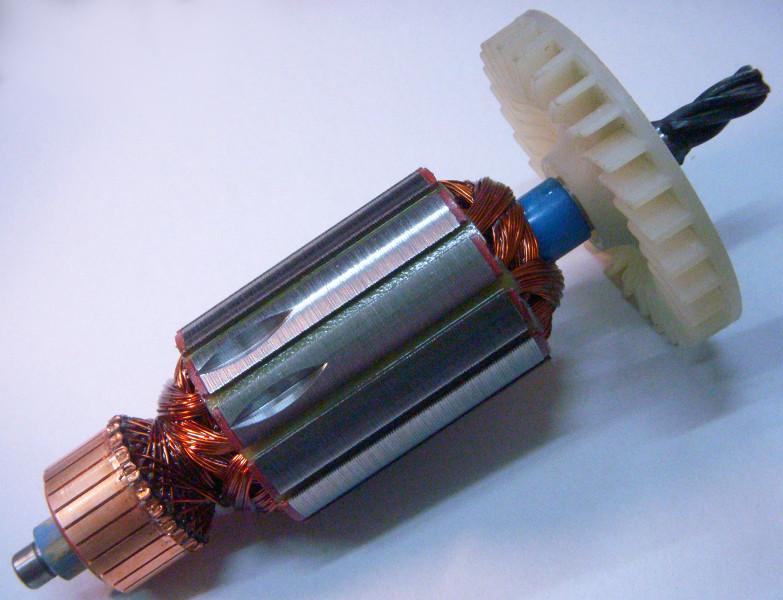 Якорь 42,5*166-133z6 для торцовочной пилы ТЕМП, HKS-180