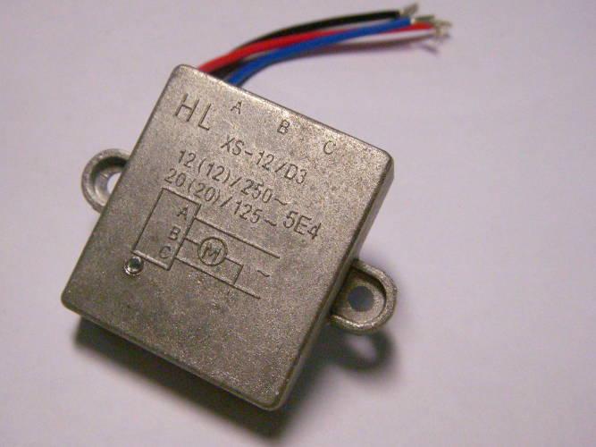 Устройство плавного пуска HL XS 12/D3 на 12 Ампер для электроинструмента