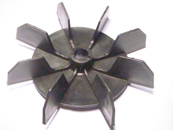 Крыльчатка электродвигателя 1-поршневого 50-литрового компрессора
