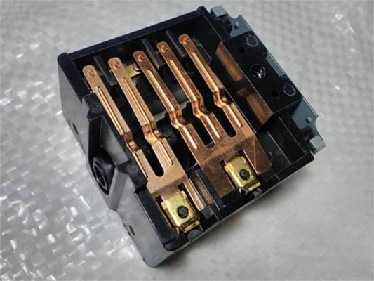 Четырехконтактный переключатель EAC для электроплиты