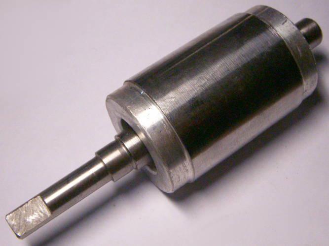 Ротор электродвигателя насоса Водолей БЦПЭ 0,5-25 У