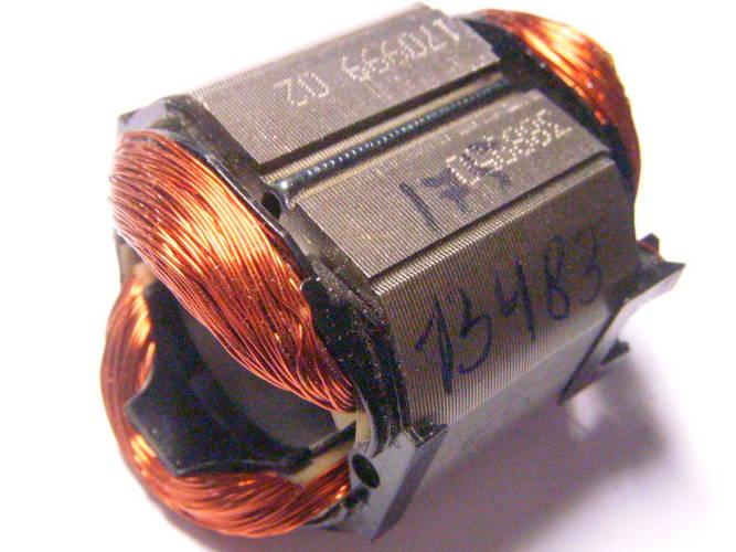 Статор d33*57-L40 для 115, 125-й болгарки Skil
