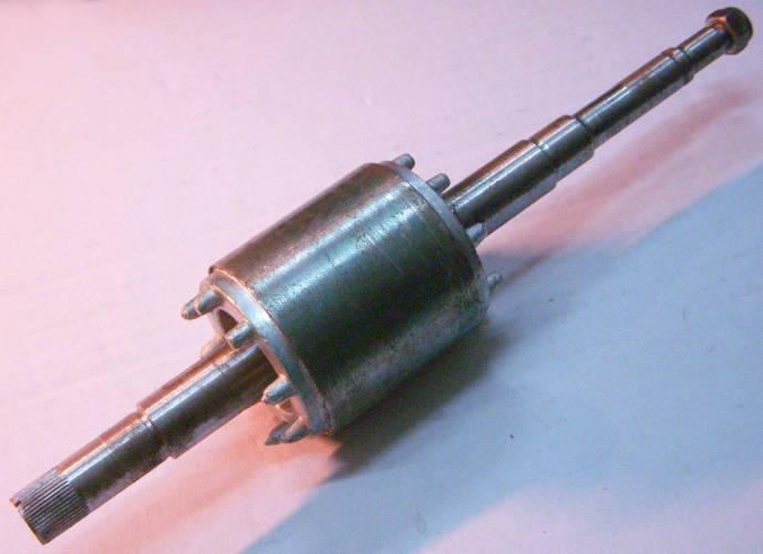 Ротор насосной станции размером 54,5*60-L250 мм