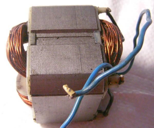 Статор цепной электропилы Forte 24-40 под якорь 46 мм