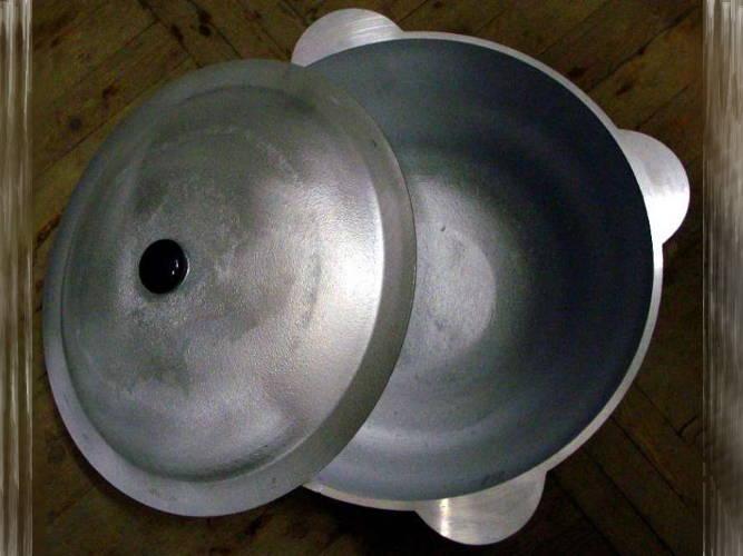 Казан с крышкой на 5 литров