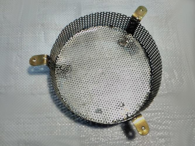 Сетка сито d190*h40 для зернодробилки Хрюша Greentech