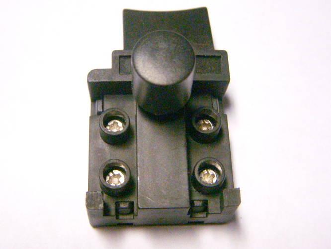 Кнопка 33*29*16 HS HLT-10A на 10А для электрокосы