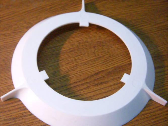 Плоская крыльчатка корпуса электросоковыжималки Журавинка