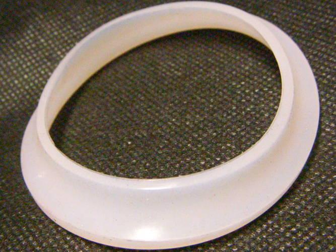Термостойкая прокладка 87*67 фланца бойлера, водонагревателя, электросамовара