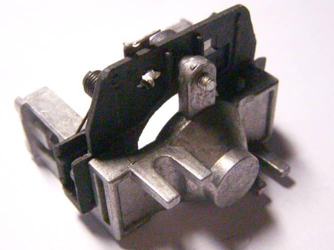 Передний упор двигателя блендера HD45/15, HD45/20