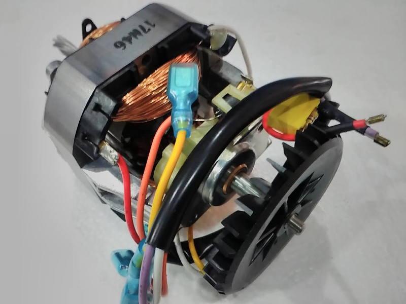 Двигатель электромясорубки Kenwood KW660343 KW716901