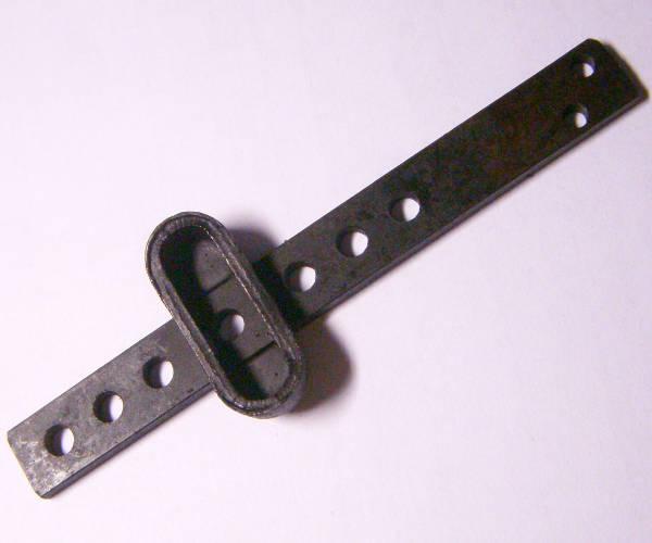 Шток с корытом 8 мм для электролобзика CRAFT, Einhell, Энергомаш ЛБ-40610М, ЛБ-40850М