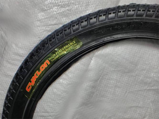 Покрышка 20*2.125 (57-406) с камерой для велосипеда Десна