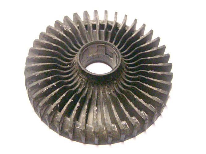 Охлаждающая крыльчатка d83*18 для якоря цепной электропилы