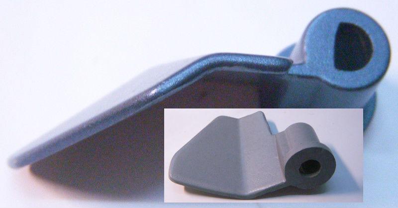 Лопатка хлебопечки Kenwood размером 40x60 мм