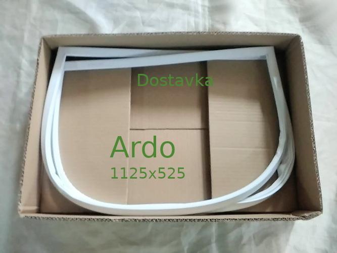 Уплотнение 1125x525 двери холодильника Ardo FMP 22-2