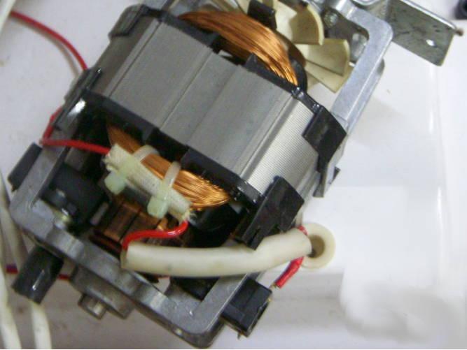 """Двигатель 200-300Вт для электромяcорубки """"Бриз"""""""