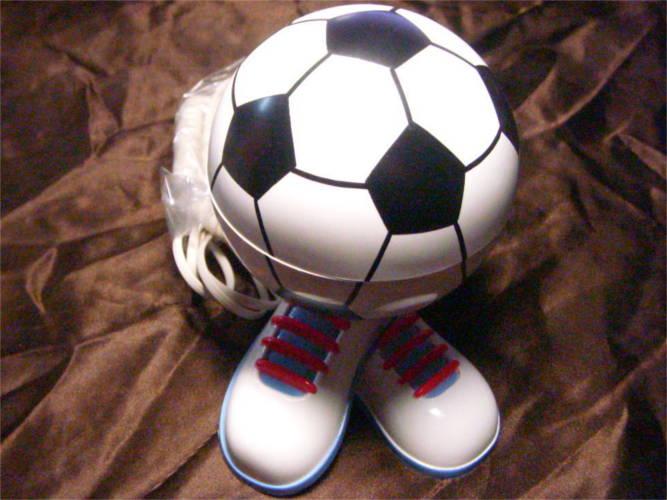 Телефонный аппарат KXT-208 Футбольный мяч в кроссовках