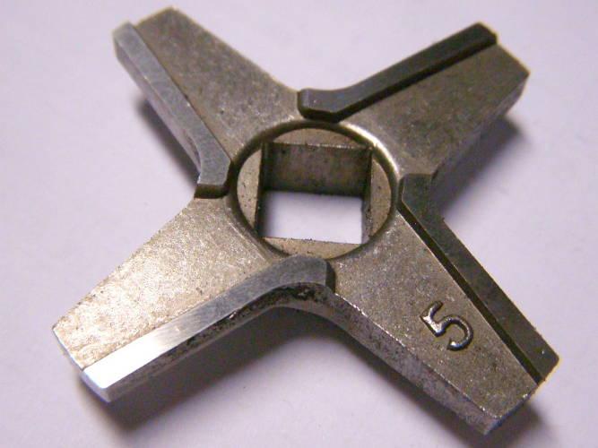 Нож d47-9*9 для электромясорубки Zelmer