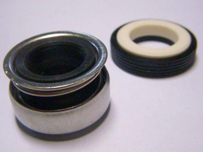 Торцевое уплотнение на вал 15 мм с кольцом диаметром 30 мм