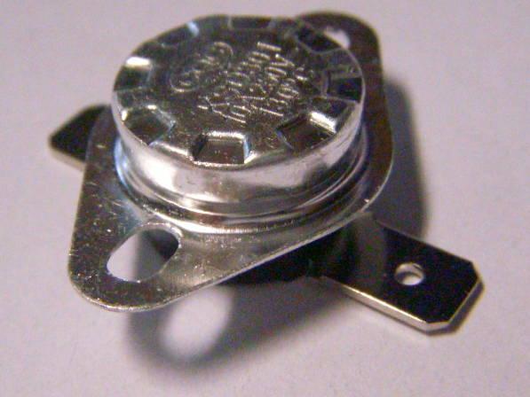 Термостат KSD301 на 130°C для электроконвектора