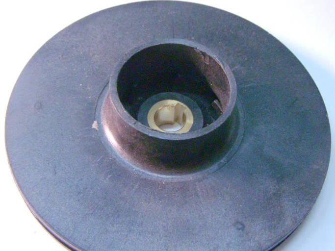 Пластиковое рабочее колесо 125*12*46 для насоса Тaifu TDP505A