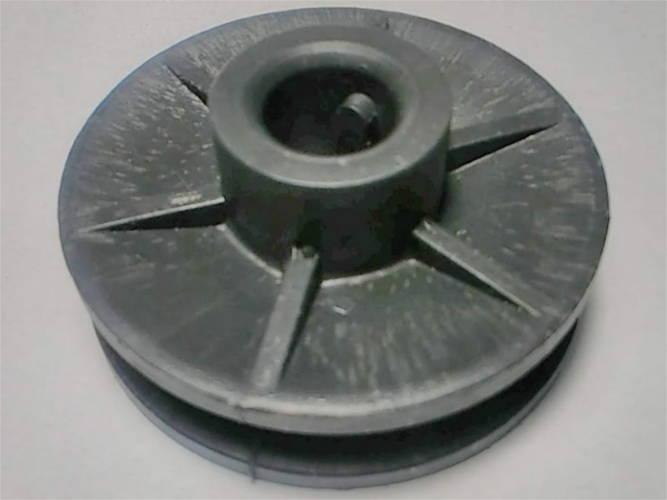 Шкив d14*43*60-h26 на двигатель стиральной машины