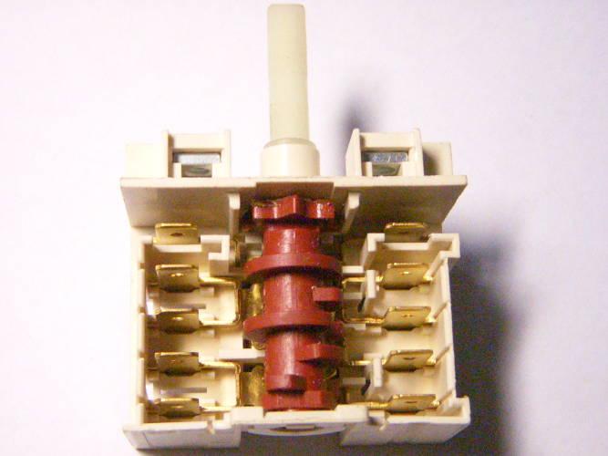 7-позиционный переключатель Hansa 5HE/066 0310 для электроплиты Hansa