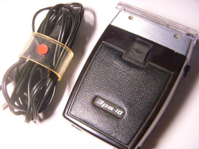 Электробритва Эра-10