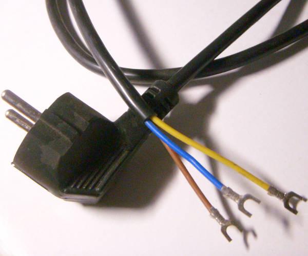 Силовой кабель питания насоса, насосной станции