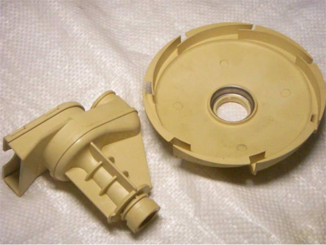 Диффузор с трубкой вентури для насоса DAB Aquajet
