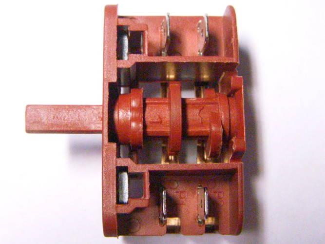 Четырех позиционный переключатель T150 BC2-08 D2.01 для электроплиты