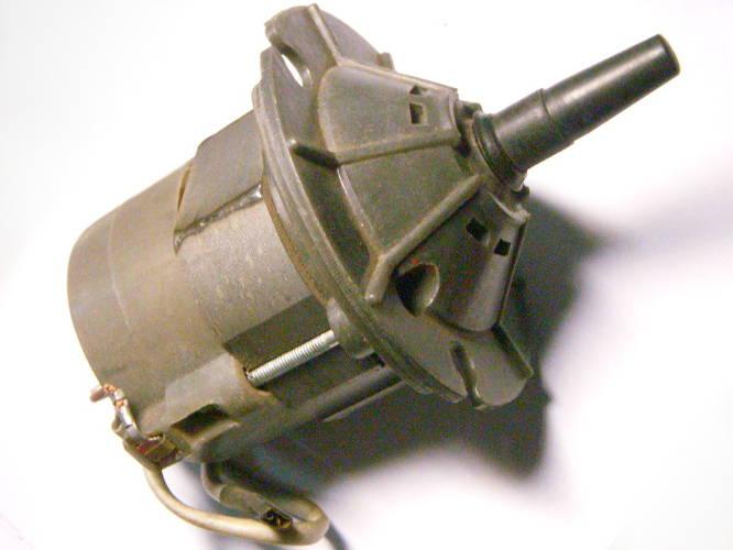Электродвигатель сепаратора сливкоотделителя Мотор Сич