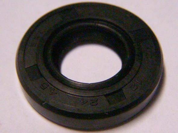 Сальник 12*24*4.5 для насоса Werk SP400-8H, Baumaster Wp-97265x