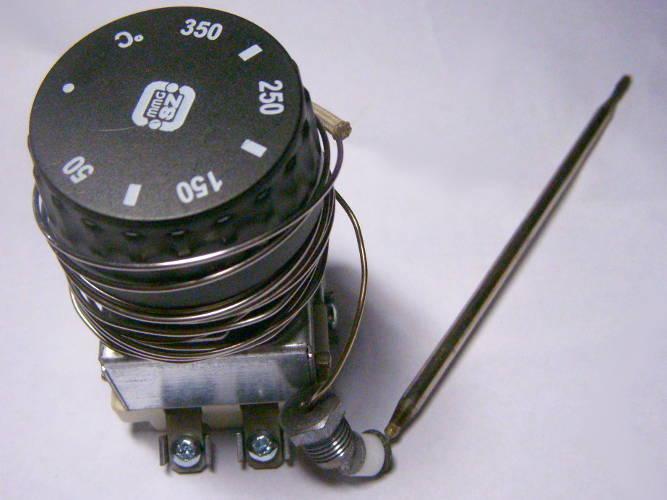 Профессиональный терморегулятор TC-1R21KM для промышленной печи до 350°C