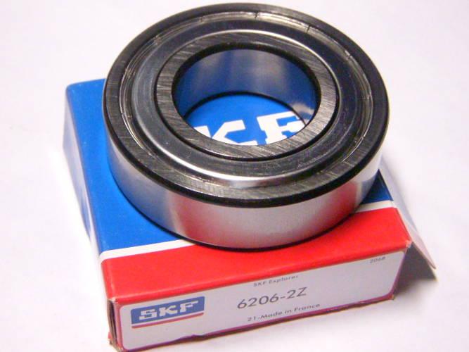 Подшипник SKF 6206-2Z 30*62*16 для стиральной машины