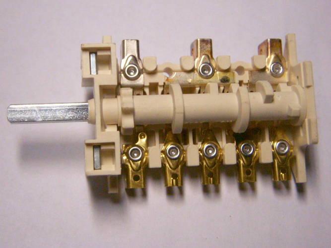 Переключатель 5HT 039 P080512 для электроплиты НОРД