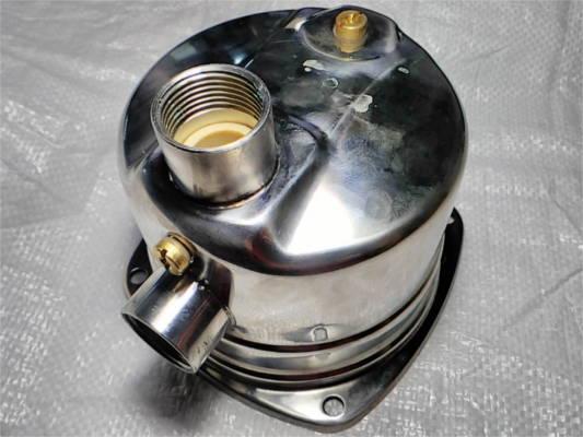 Крышка насоса Sprut JS 60 (AUJSPD1000F) в сборе с диффузором