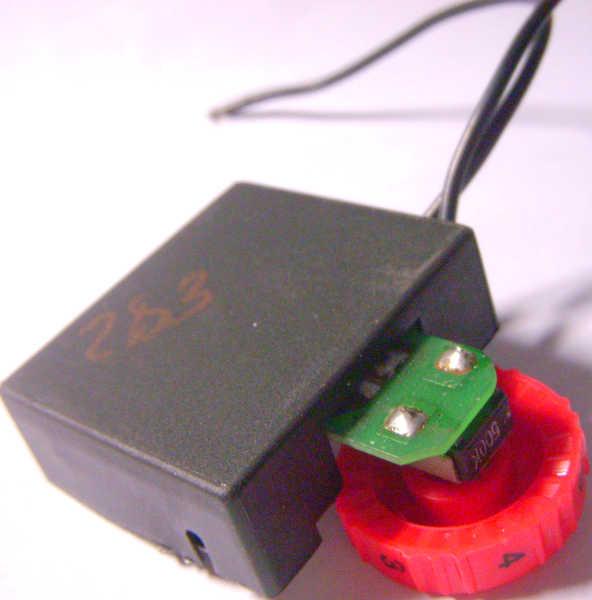 Регулятор оборотов для шлифовальной машины DWT EX-125