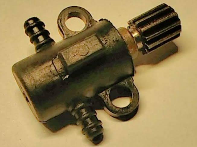 Маслонасос d24*L40 на цепную электропилы