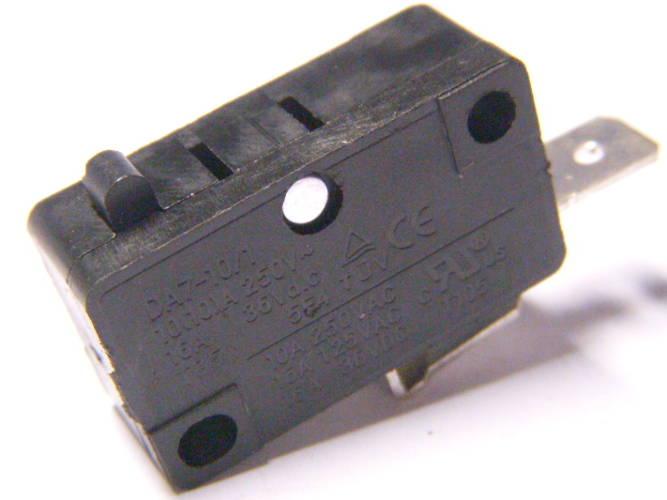 Микрокнопка цепной пилы Oleo-Mac, ТЕМП ПЦ-2000, Craft-Tec EKS-2000